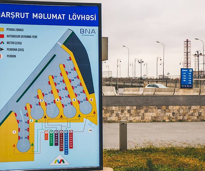 "The location of the ""Koroglu"" Transportation Center will be temporarily changed"